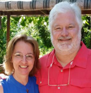 David et Isabelle Lecomte