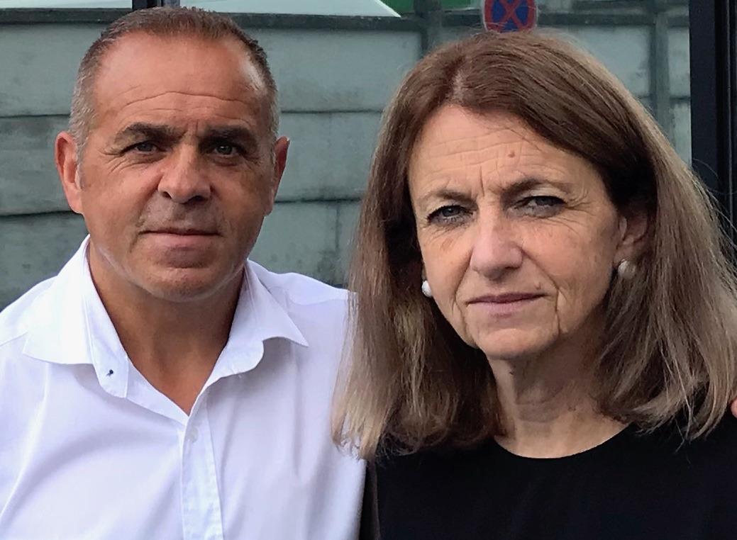 Eric & Catherine Lefebvre